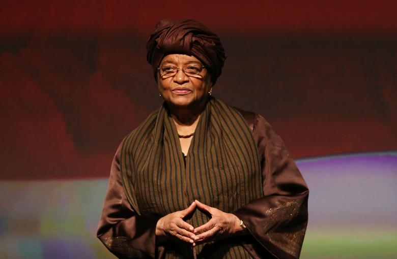 Ellen Johnson Sirleaf: 24th President of Liberia